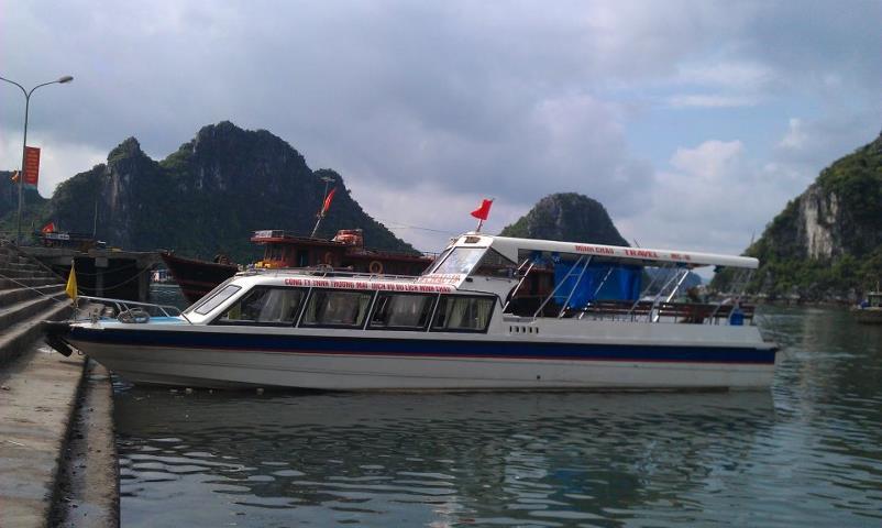 Tàu cao tốc Minh Châu