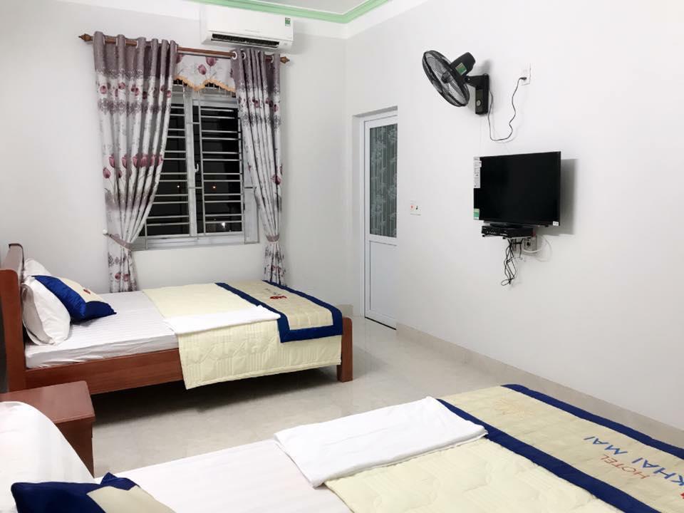 Phòng khách sạn Khải Mai